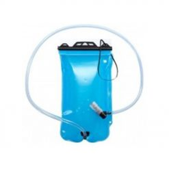 l trail running water bladder blue