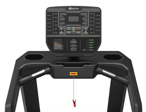 Impulse-AC2990-Treadmill-Display