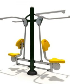 Natures Power - Lat Pull Down