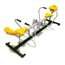 Natures Power - Double Rower