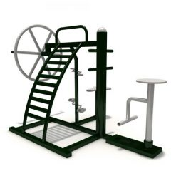 Natures Power - Multifunction Trainer 4