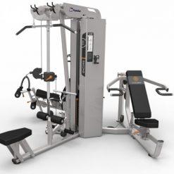 Encore ES3000 Commercial 3 Stack Multi Gym