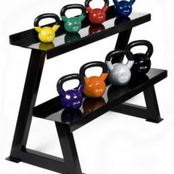 Kettlebell Rack - 2 Tier