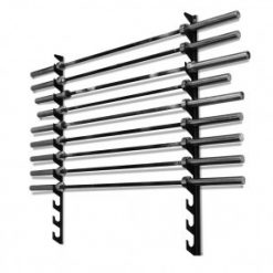 Olympic Bar Gun Rack