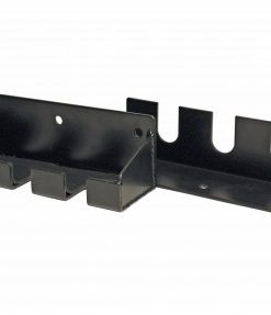 Wall Mounted Vertical Olympic Bar Rack (3 Bars)