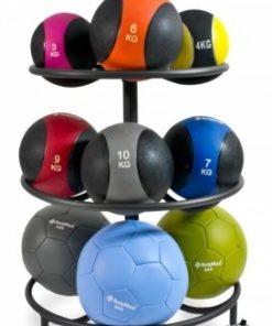 Round Medicine Ball Rack