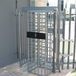 Turnstiles Full Height Cage 16