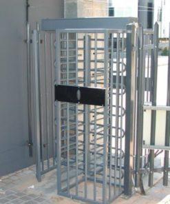 Turnstiles Full Height Cage 16