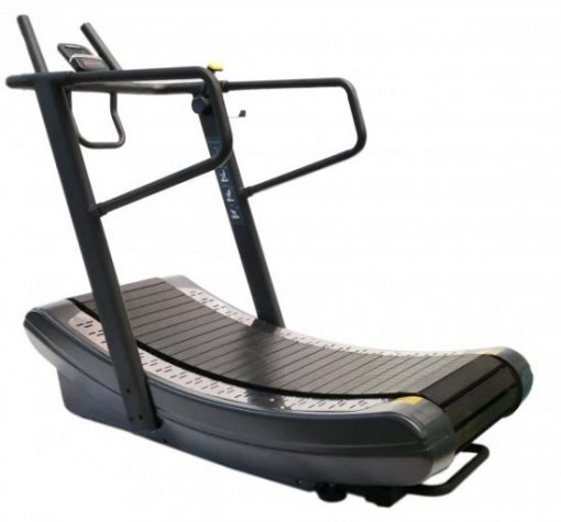 Commercial Curve Motorless Treadmill with Brake