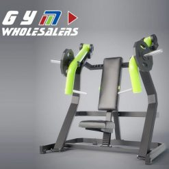 LifeTrac Elite Series Iso-Lateral Incline Chest Press