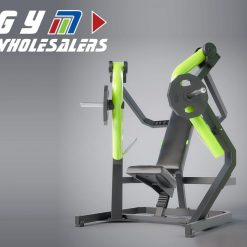 LifeTrac Elite Series Iso-Lateral Wide Chest Press