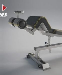 LifeTrac Platinum Series Decline Bench