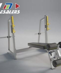 LifeTrac Platinum Series Olympic Decline Bench