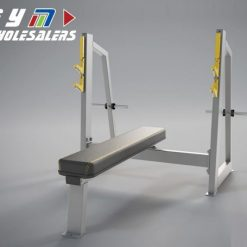 LifeTrac Platinum Series Olympic Flat Bench