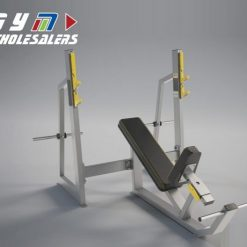 LifeTrac Platinum Series Olympic Incline Bench