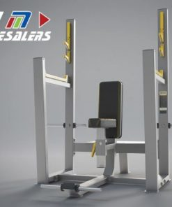 LifeTrac Platinum Series Olympic Shoulder Press Bench