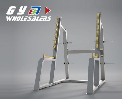 LifeTrac Platinum Series Squat Rack
