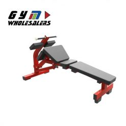 LifeTrac Solid Series Abdominal Bench