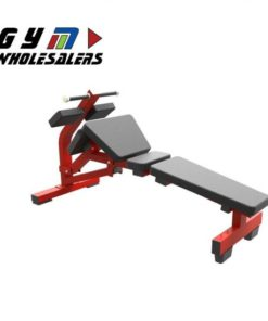 LifeTrac Solid Series Abdominal Bench