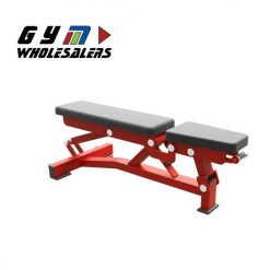 LifeTrac Solid Series Adjustable Bench