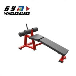 LifeTrac Solid Series Decline Abdominal Bench