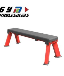 LifeTrac Solid Series Flat Bench