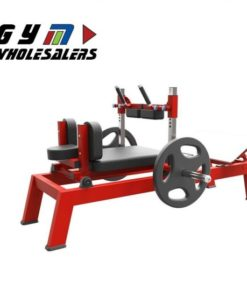 LifeTrac Solid Series Glute Builder