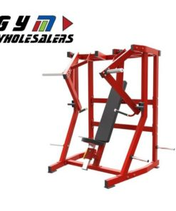 LifeTrac Solid Series Iso-Lateral Chest Press