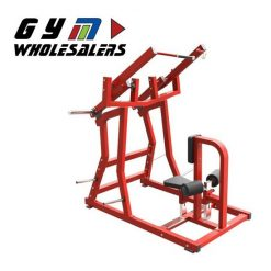 LifeTrac Solid Series Iso-Lateral Front Lat Pulldown
