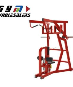 LifeTrac Solid Series Iso-Lateral High Row