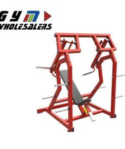 LifeTrac Solid Series Iso-Lateral Shoulder Press