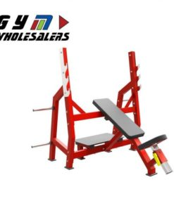 LifeTrac Solid Series Olympic Incline Bench