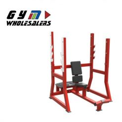 LifeTrac Solid Series Olympic Military Bench