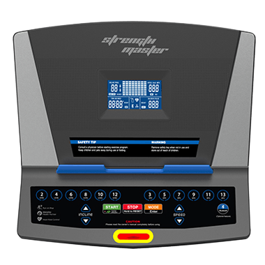 Strength Master TM5030 Home Treadmill 2.25 HP DC 1