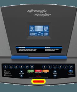 Strength Master TM5050 Home Treadmill 3.25 HP DC 1