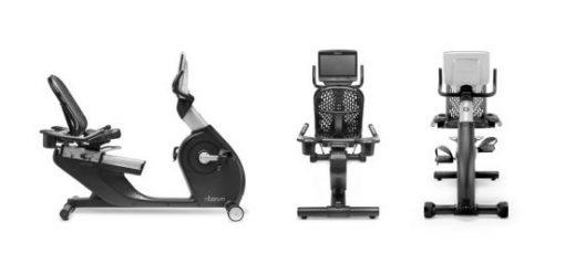 Intenza Recumbent Bike 550RBe Entertainment Series