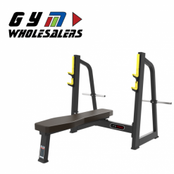 LifeTrac Pro Series Olympic Bench