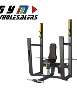 LifeTrac Pro Series Olympic Seated Bench