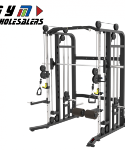 LifeTrac Pro Series Smith Machine 3 in 1