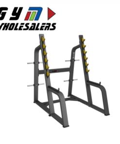 LifeTrac Pro Series Squat Rack