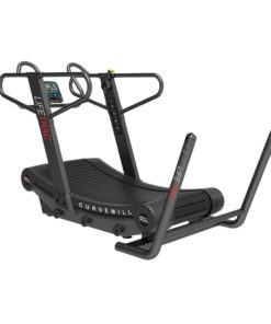 Curve Mill Touch - Motorless Curve Treadmill by LifeTrac