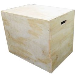 in Wooden Plyometric Box cm