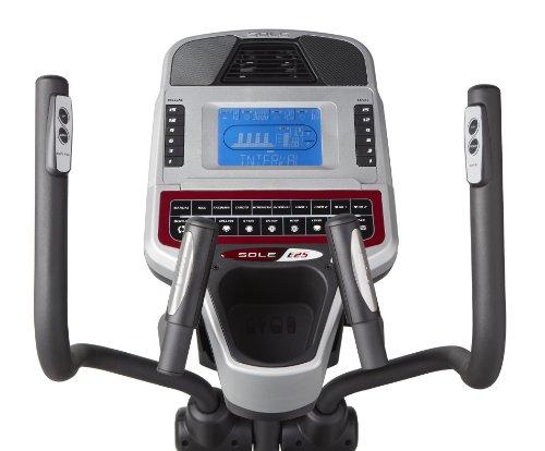 Sole-Fitness-E25 -Console
