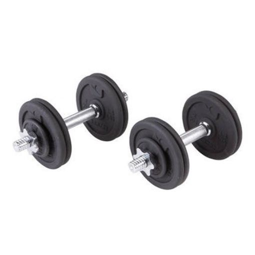 kg bodybuilding dumbbells kit