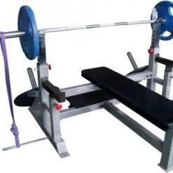 Super-Olympic-Flat-Bench-Press