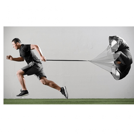 Agility Speed Parachute Exercise