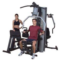 Body Solid GS Multi Gym with Leg Press Attachment