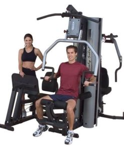 Body Solid GS Multi Gym with Leg Press Attachment