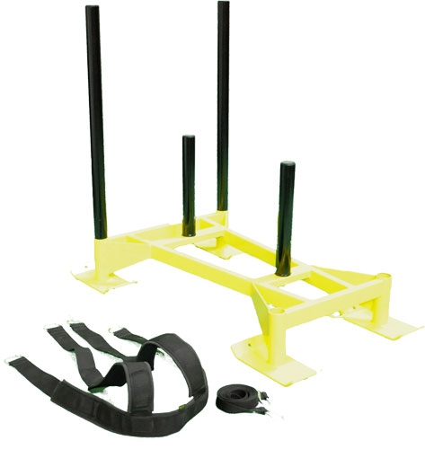 Extreme Prowler Sled with Straps