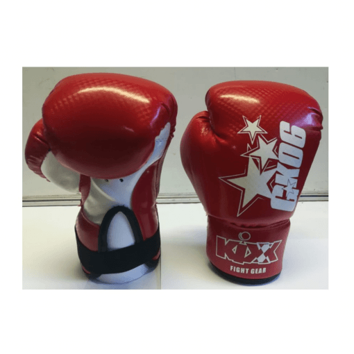 Kids Assorted Boxing Gloves Red